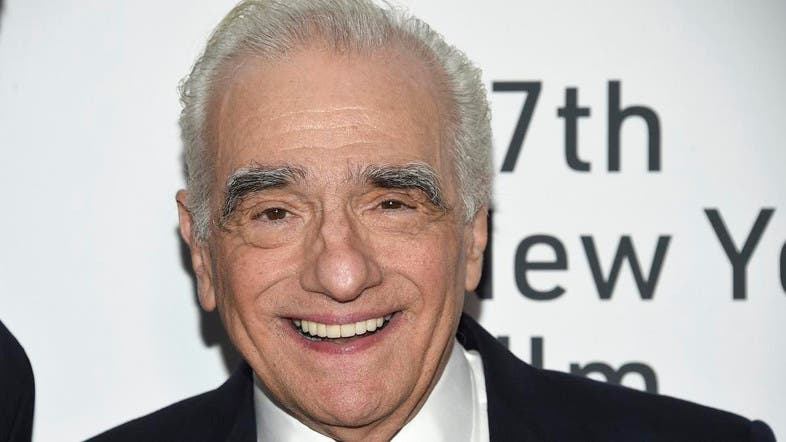 "Director/producer Martin Scorsese attends the world premiere of ""The Irishman"" during the opening night of the 57th New York Film Festival on Sept. 27, 2019, in New York. (AP)"