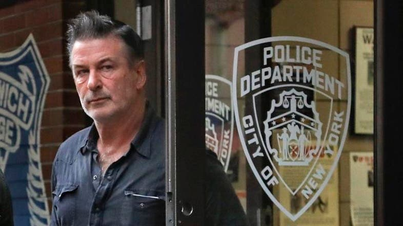 Police arrested Baldwin after the November 2, 2018, scuffle over a parking spot in front of Baldwin's Manhattan apartment building. (File photo: AP)