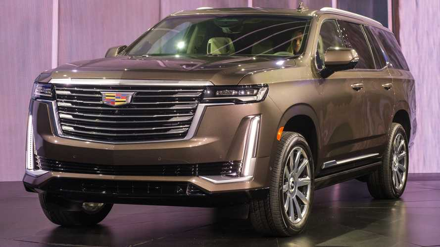2021 Cadillac Escalade With Diesel Engine Won T Cost You Extra