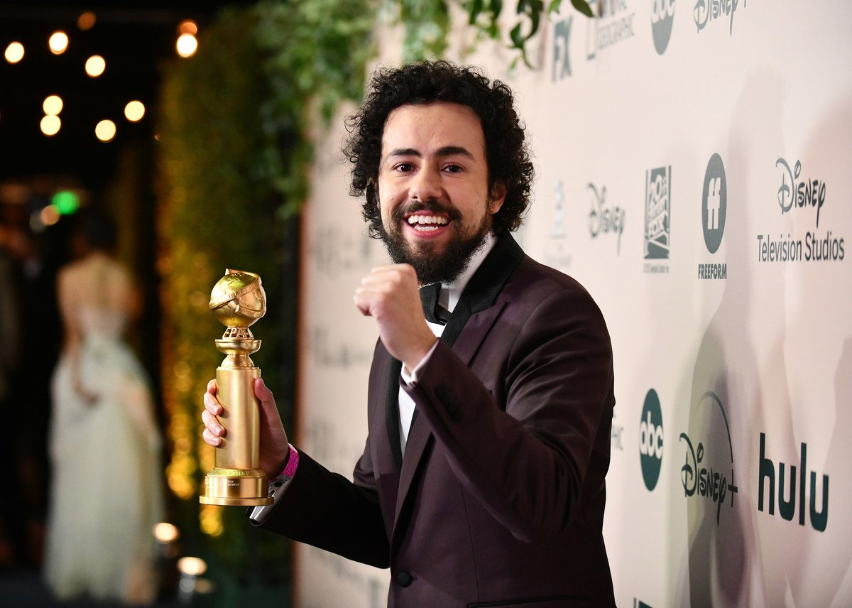 Season one was an outsized success, netting Youssef a Golden Globe for Best Actor and a global following. (AFP)