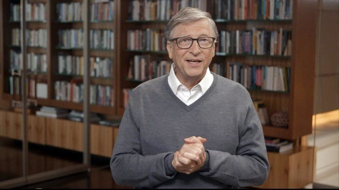 Billionaire philanthropist Bill Gates said that relying on market forces would prolong the deadly coronavirus pandemic. (AFP)