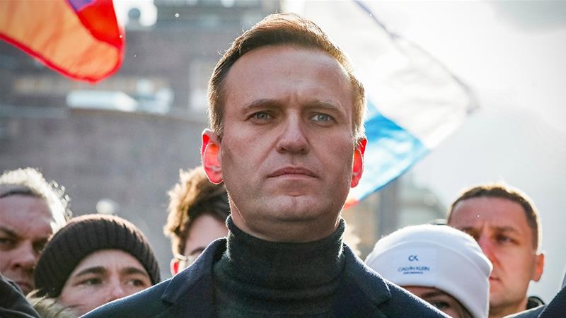 Navalny is known for his anti-corruption campaigns against top officials and outspoken criticism of Putin