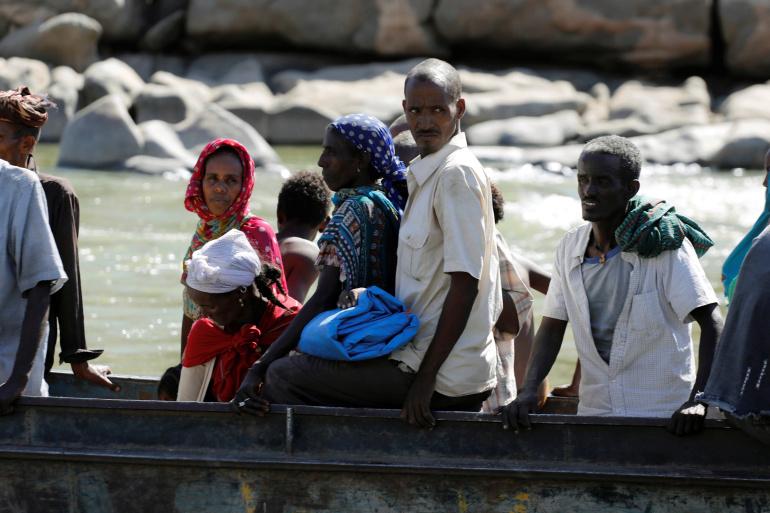 نيويورك تايمز: القتال في تيغراي أدى إلى فرار حوالي 50 ألفا من سكان الإقليم إلى السودان (رويترز)