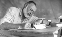 'You've bollixed up my book': letter reveals Hemingway's fury at being censored